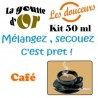 CAFE - KITS 50 ML