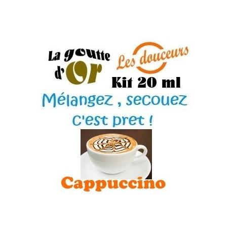 CAPPUCCINO - KITS 20 ML
