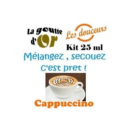 CAPPUCCINO - KIT 25 ML