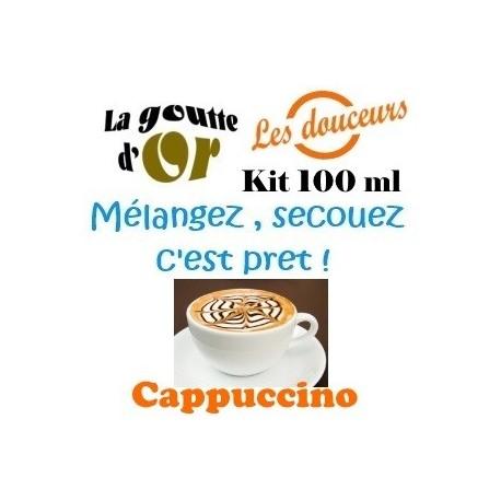 CAPPUCCINO - KITS 100 ML