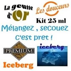 ICEBERG - KIT 25 ML