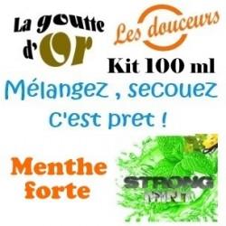 MENTHE FORTE - KITS 100 ML