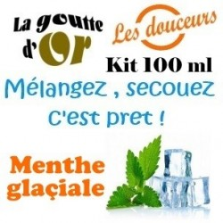 MENTHE GLACIALE - KITS 100 ML