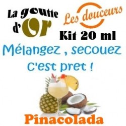 PINACOLADA - KITS 20 ML