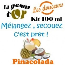PINACOLADA - KITS 100 ML