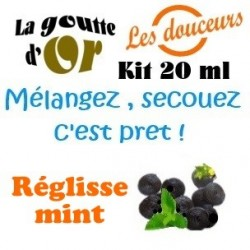 REGLISSE MINT - KITS 20 ML
