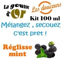REGLISSE MINT - KITS 100 ML