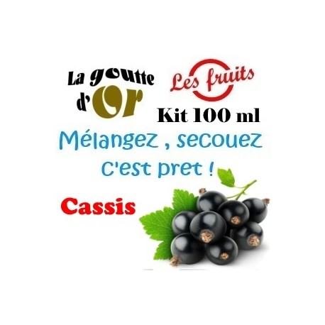 CASSIS - KITS 100 ML