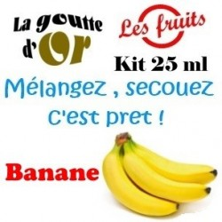 BANANE - KIT 25 ML
