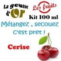 CERISE - KITS 100  ML