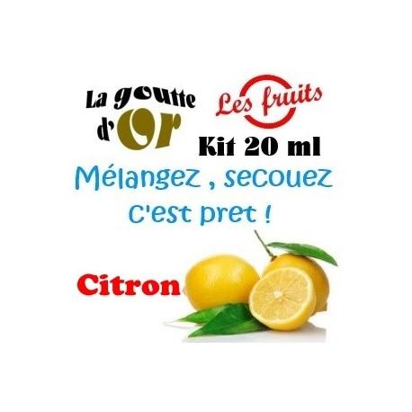 CITRON - KITS 20 ML