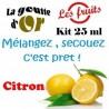 CITRON - KIT 25 ML
