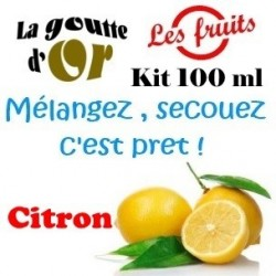 CITRON - KITS 100 ML