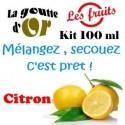 CITRON - KITS 100 ML