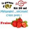 FRAISE - KITS 20 ML
