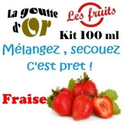 FRAISE - KITS 100 ML