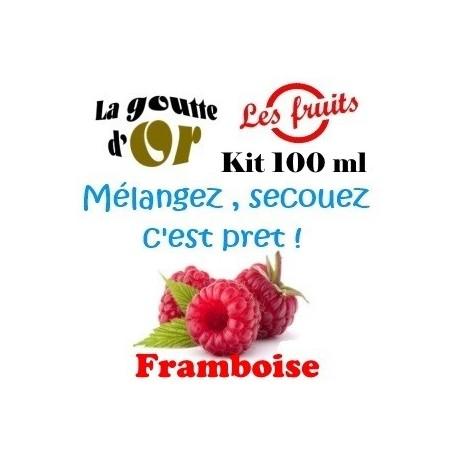 FRAMBOISE - KITS 100 ML