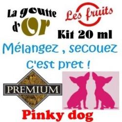PINKY DOG - KITS 20 ML