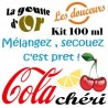 COLA CHERI - KITS 100 ML