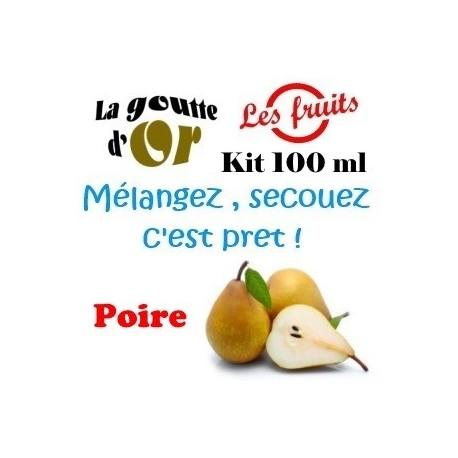POIRE - KITS 100 ML