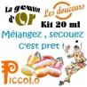 PICCOLO - KIT 20 ML