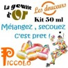 PICCOLO - KITS 50 ML
