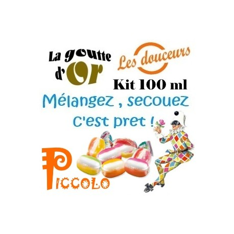 PICCOLO - KITS 100 ml