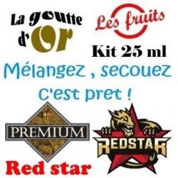 RED STAR - KIT 25 ML