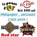 RED STAR - KITS 100 ML