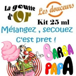 BARBAPAPA - KIT 25 ML