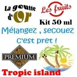 TROPIC ISLAND - KITS 50 ML