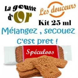 SPECULOOS - KIT 25 ML