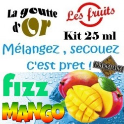 FIZZ MANGO - KIT 25 ML