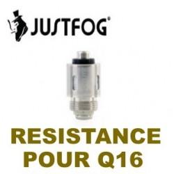RESISTANCE Q16