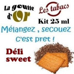 DELI SWEET - KIT 25 ML