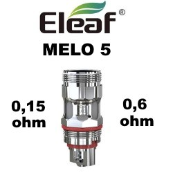 RESISTANCE MELO 5 ELEAF