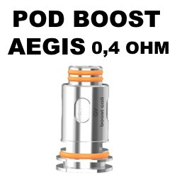 RESISTANCE AEGIS POD BOOST