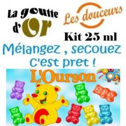 L'OURSON - KIT 25 ML